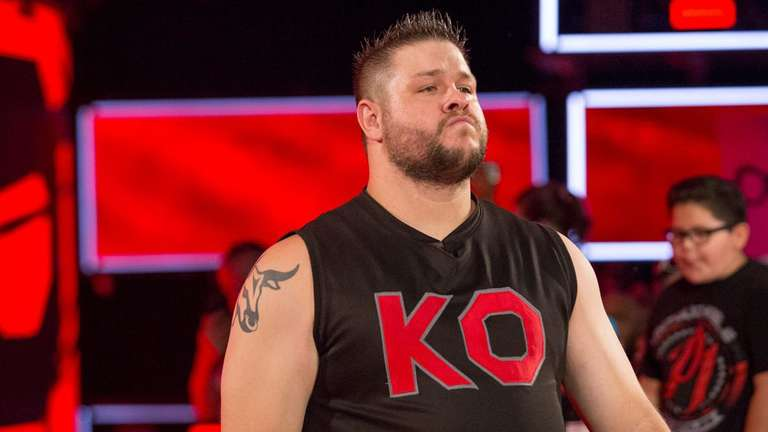 Kevin Owens Gets A New Tattoo While Recovery From Surgery Photo